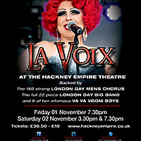 La Voix Published